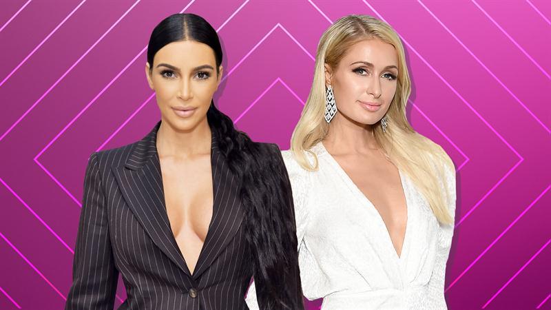 Kim Kardashian Says Former Boss Paris Hilton 'Literally Gave Me A Career'