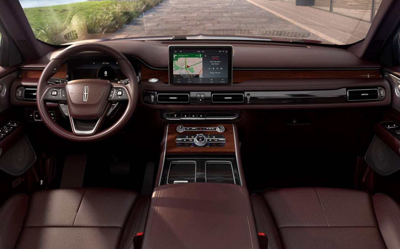 2020 Lincoln Aviator Reviews | Price, specs, features