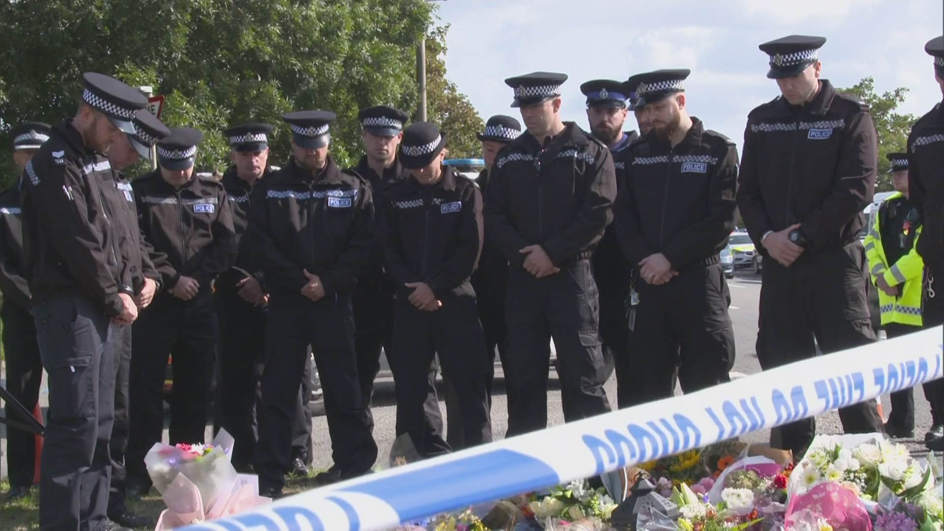 Pc Andrew Harper: Minute's Silence To Be Held For Police Officer Killed On Duty Last Week