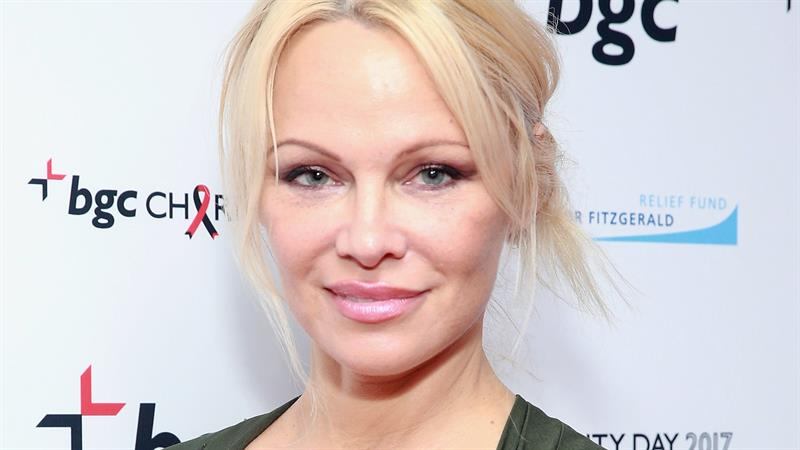 Pamela Anderson still fits into her iconic 'Baywatch' swimsuit