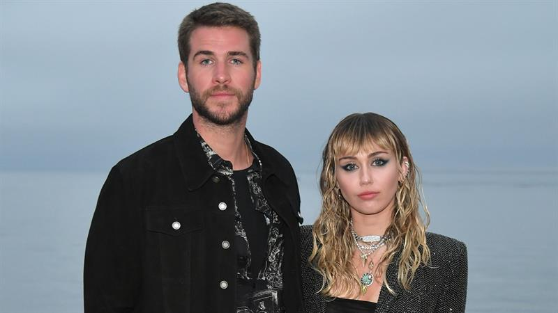 Miley Cyrus Rocks Tattoo Of A Man-Eating Snake As Ex Liam Hemsworth Files For Divorce