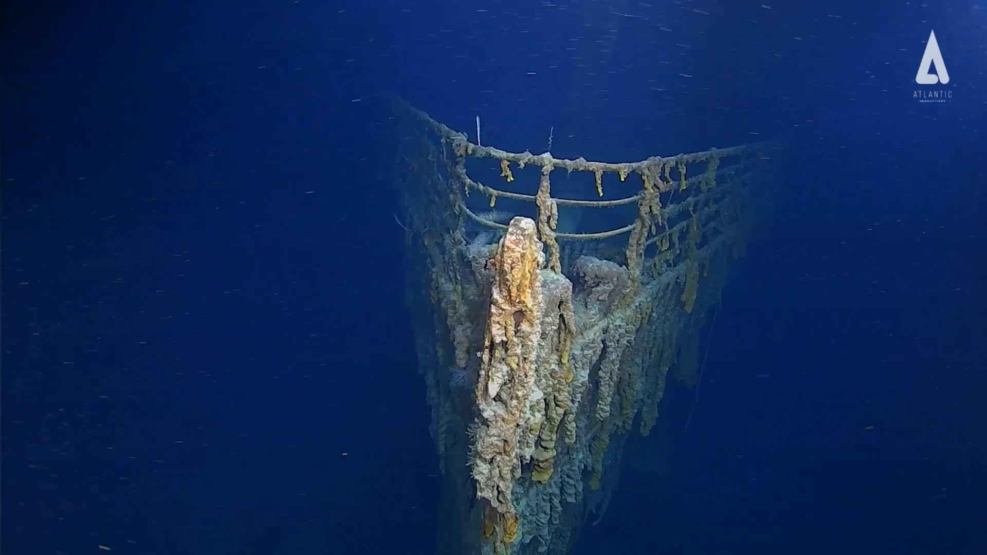 New Titanic Footage Shows 1 Of The Most Haunting Parts Of The Shipwreck Is Gone