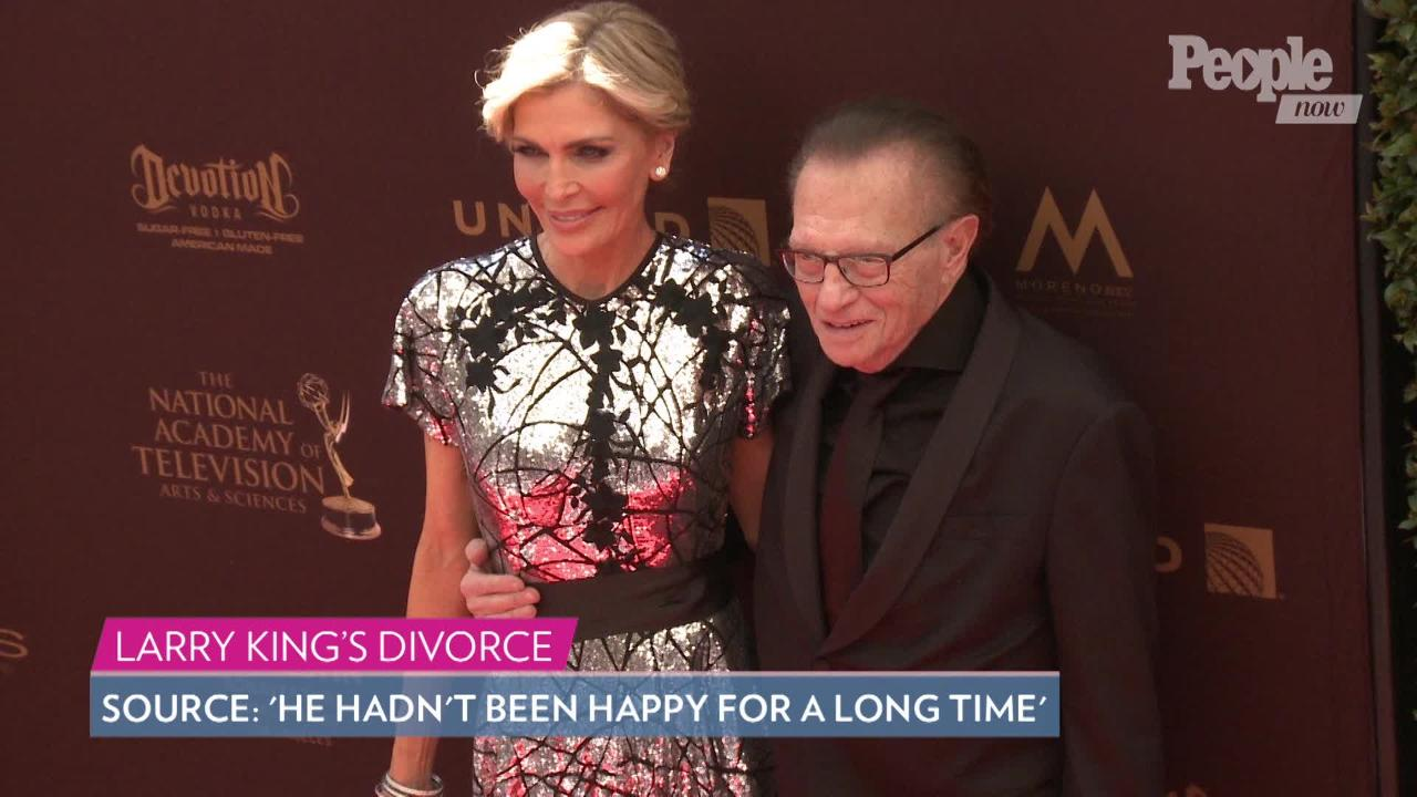 Larry King shocked his wife by filing for divorce: Stunning new details emerge on what led to their split (reports)