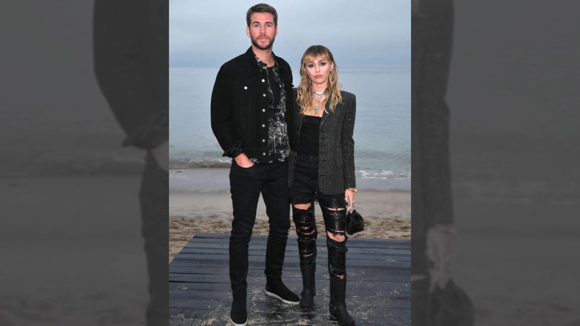 Miley Cyrus «déçue» par la demande de divorce de Liam Hemsworth
