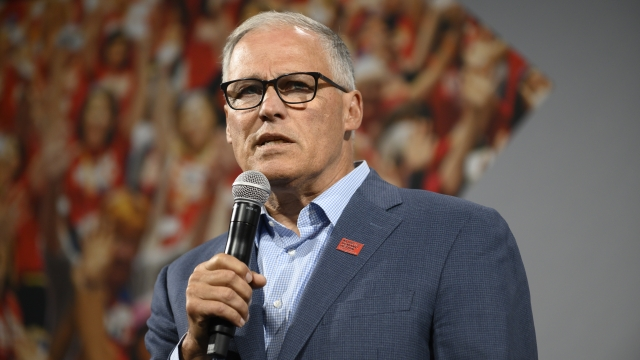 Jay Inslee's Mockery Of His Own Failed 2020 Campaign Is Beyond Be-leaf