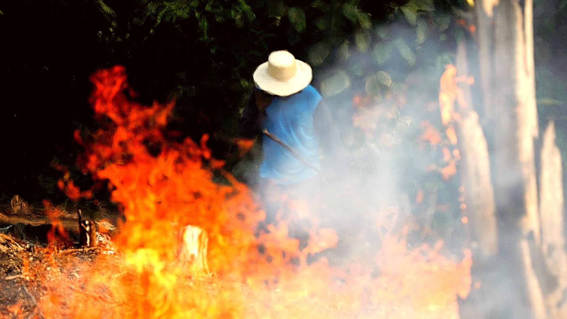 Emmanuel Macron Threatens To Block EU Trade Deal With Brazil Over Amazon Fires