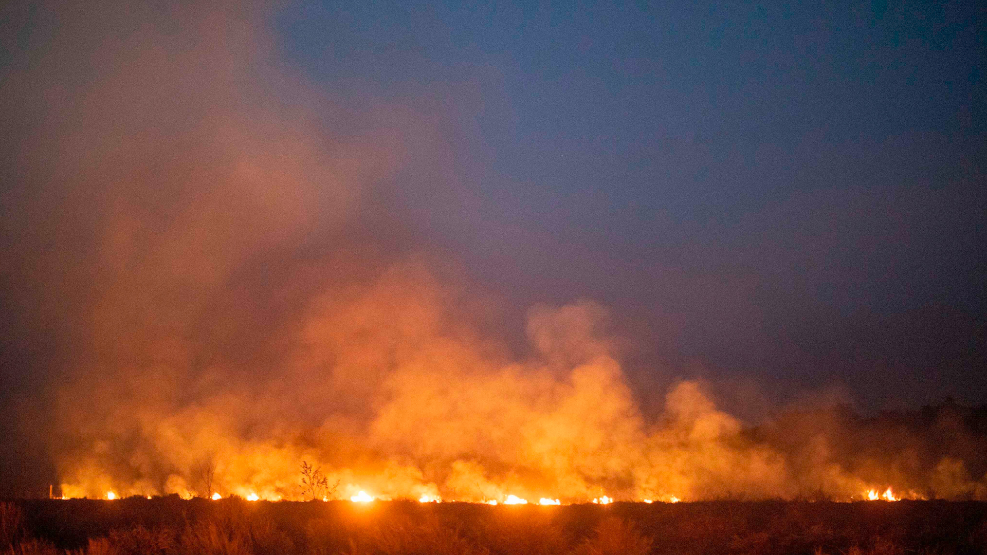 Brazilian Military Begins Operations To Fight Amazon Fires