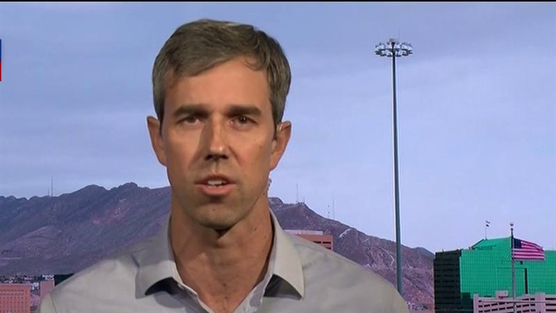 Beto O'Rourke: Latinos Feel They Have Target On Their Backs Due To Donald Trump