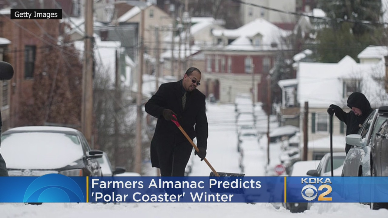 Farmers' Almanac predicts particularly brutal winter for U.S.: 'Freezing, frigid, and frosty'