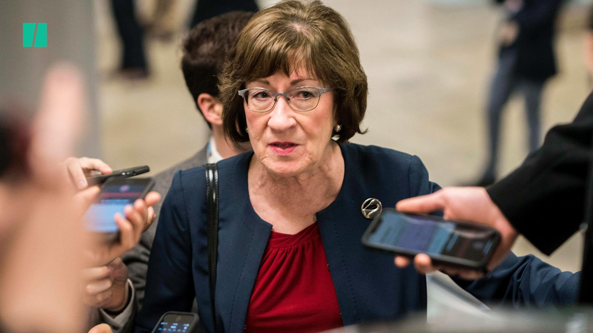 Susan Collins Is Fundraising Off Her Brett Kavanaugh Vote: 'Far Left' Coming After Me