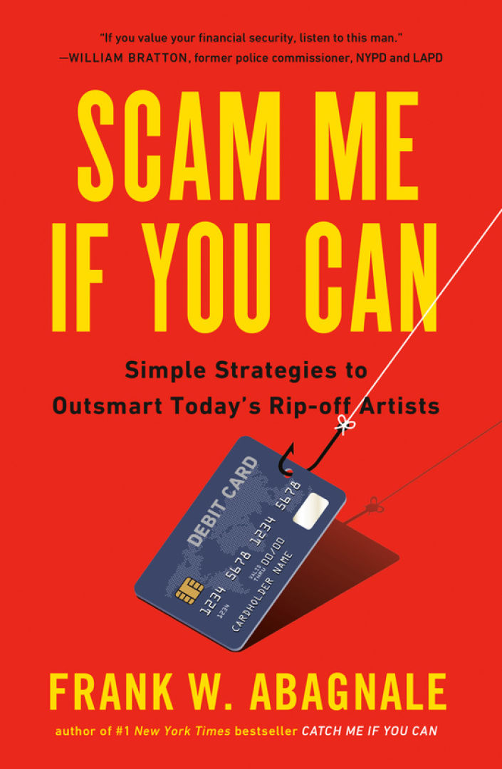 Former con artist's tips to avoid identity theft