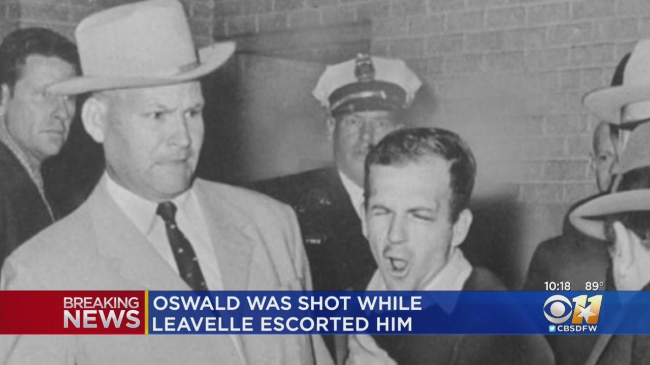 Jim Leavelle, Former Dallas Detective Photographed Escorting Lee Harvey Oswald, Dead At 99