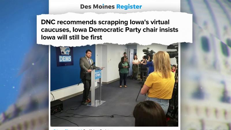Iowa Democrats Poised To Make It Easier To Participate In Presidential Caucuses