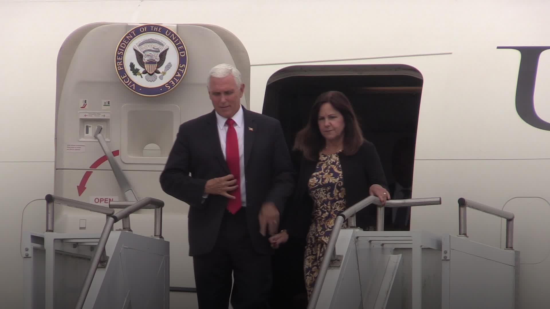 Irish Media Dumps On Mike Pence: He Came As A Guest And 'Sh*t On The New Carpet'