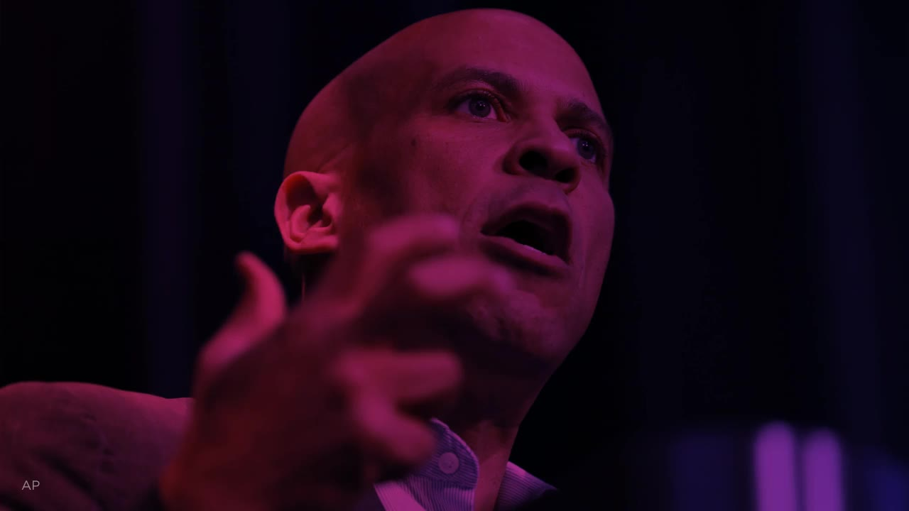 Cory Booker Compares Anti-Nuclear Democrats To Republican Climate Deniers