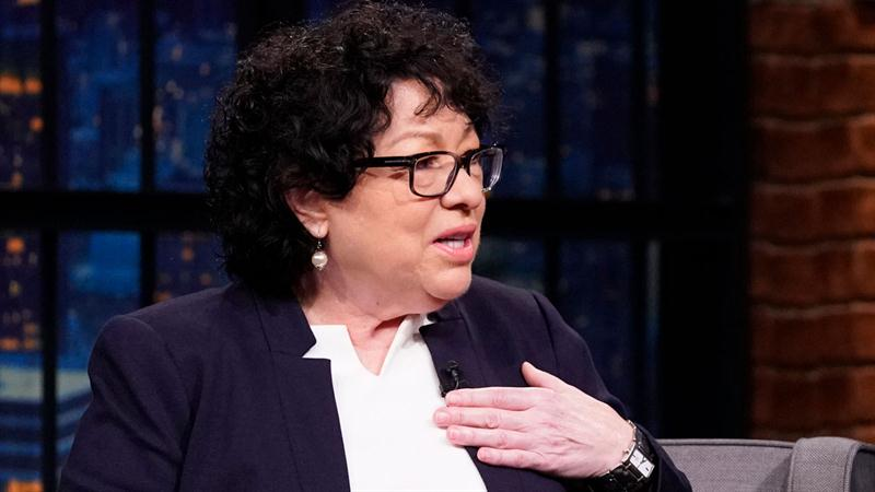Sonia Sotomayor, Angela Davis Among New Inductees Into Women's Hall Of Fame