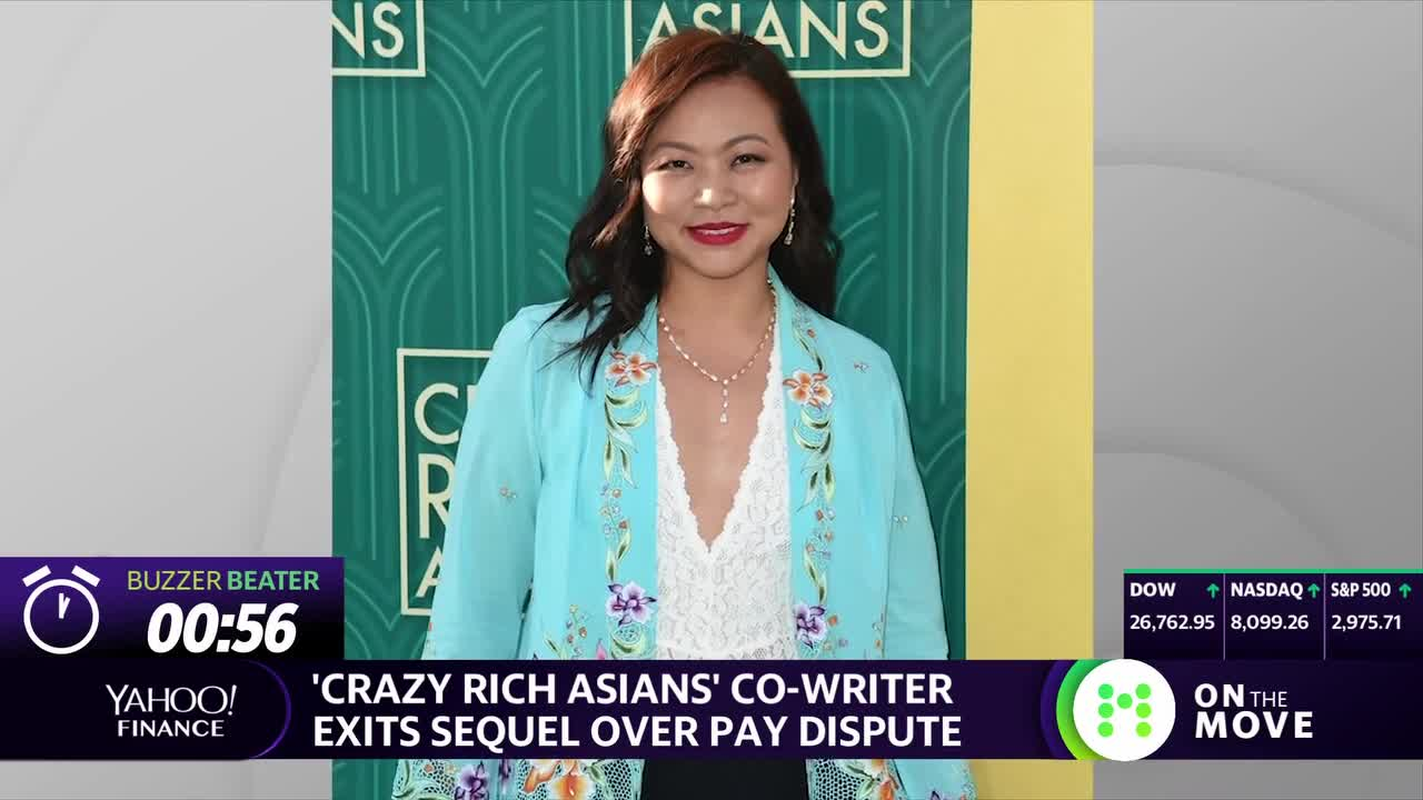'Crazy Rich Asians' Director Stands With Writer Who Quit Due To Unequal Pay