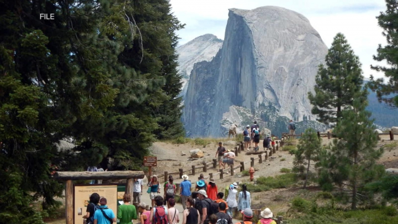 Yosemite hiker death: Woman climbing iconic Half Dome peak dies in 500-foot fall