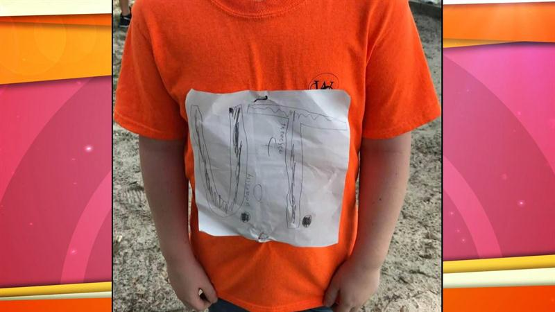 KFI on the Pulse - Bullied Student's Homemade University of Tennessee Shirt Becomes Official