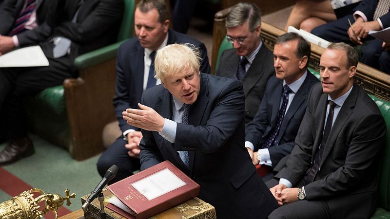 Boris Johnson Will Suspend UK Parliament Tonight Even If Election Bid Fails