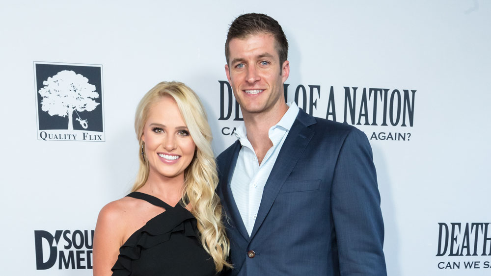Tomi Lahren's fiancé is running for Congress