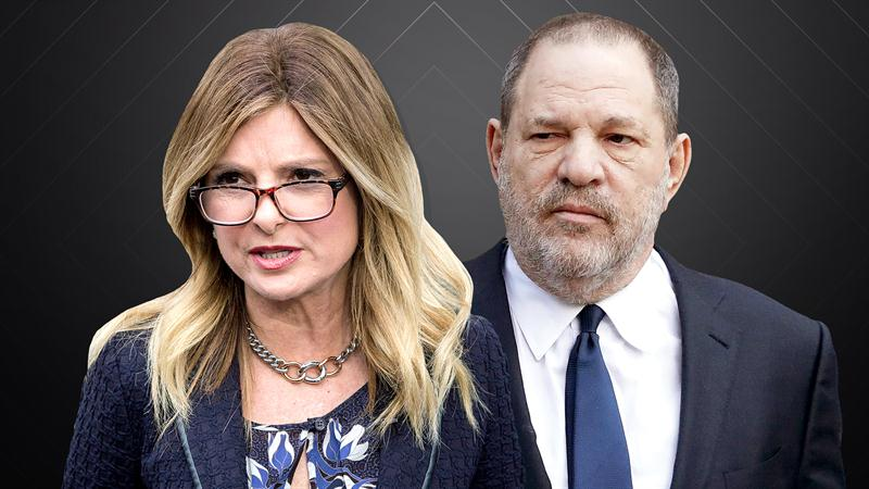 People Are Outraged At Lisa Bloom's Harvey Weinstein Memo Featured In New Book
