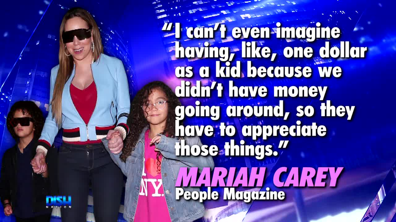 Mariah Carey Told Daughter She Could Shop Anywhere. Monroe Chose Target.