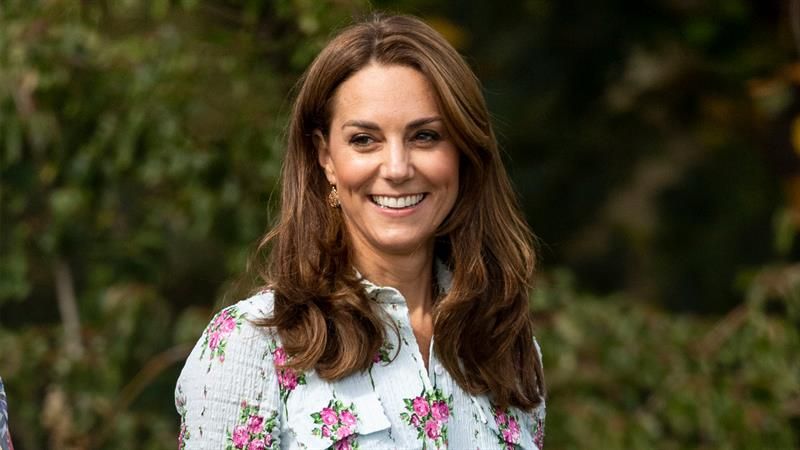 Palace releases gorgeous unseen photo of Kate Middleton to mark Royal Garden Competition