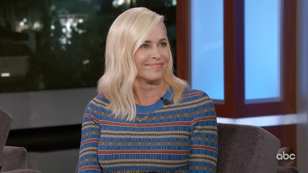 Chelsea Handler Dubs Donald Trump 'The Pinnacle' Of White Privilege