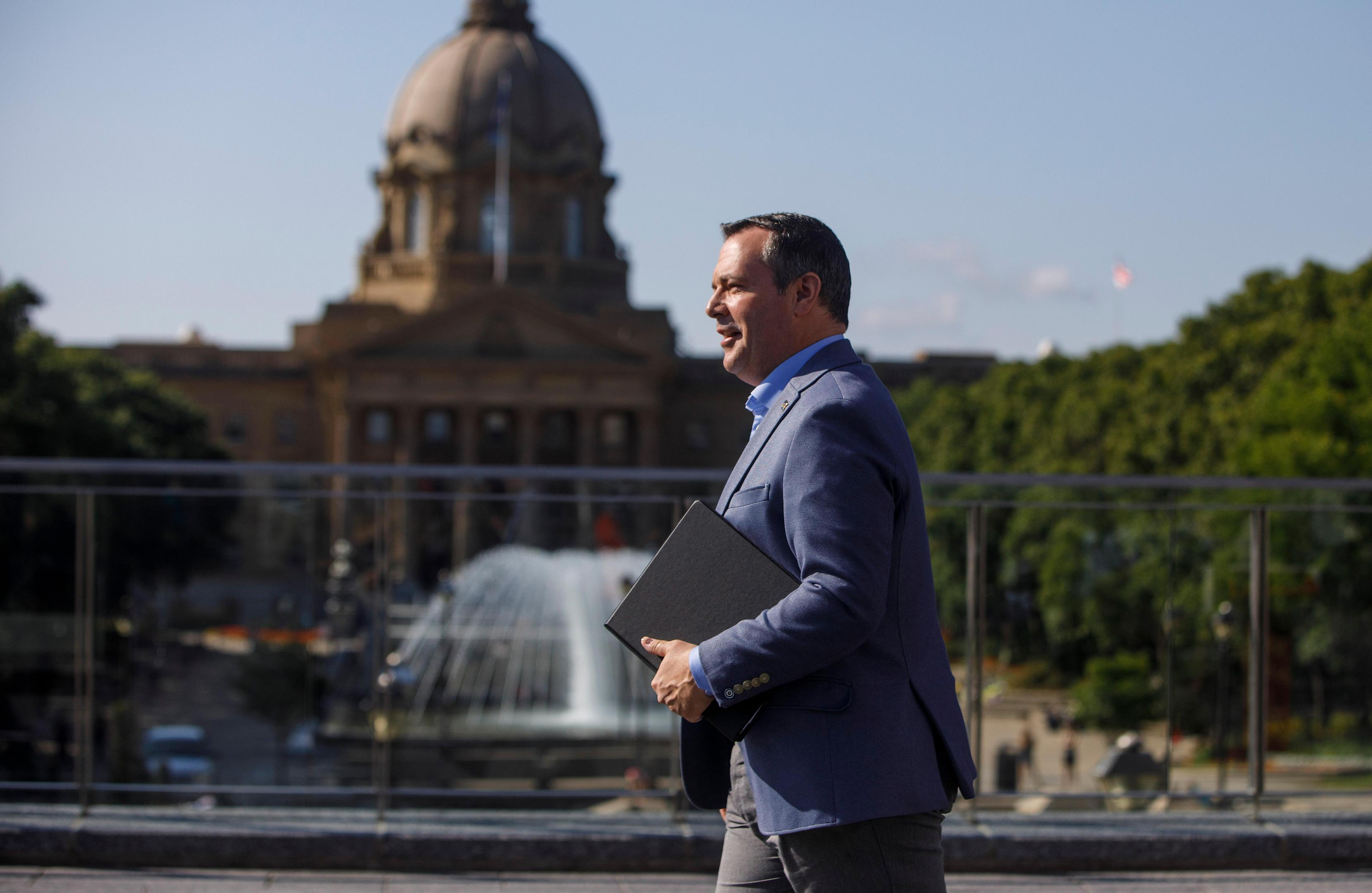 Albertans Feel Alienated, But We Must Share Some Of The Blame