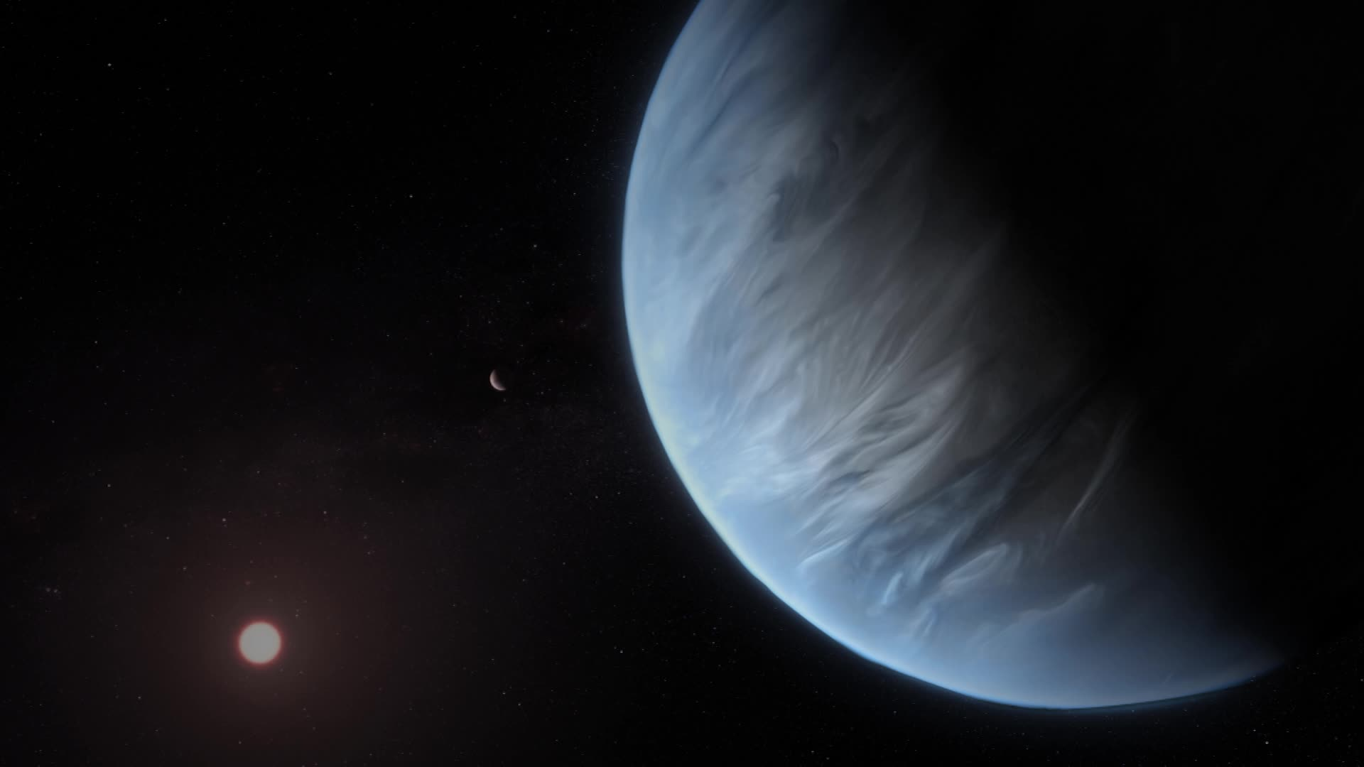 Potentially Habitable 'Super Earth' Discovered 110 Light Years Away