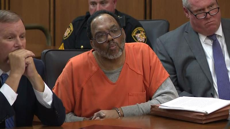 Former Ohio judge gets life in prison for killing ex-wife in front of daughters