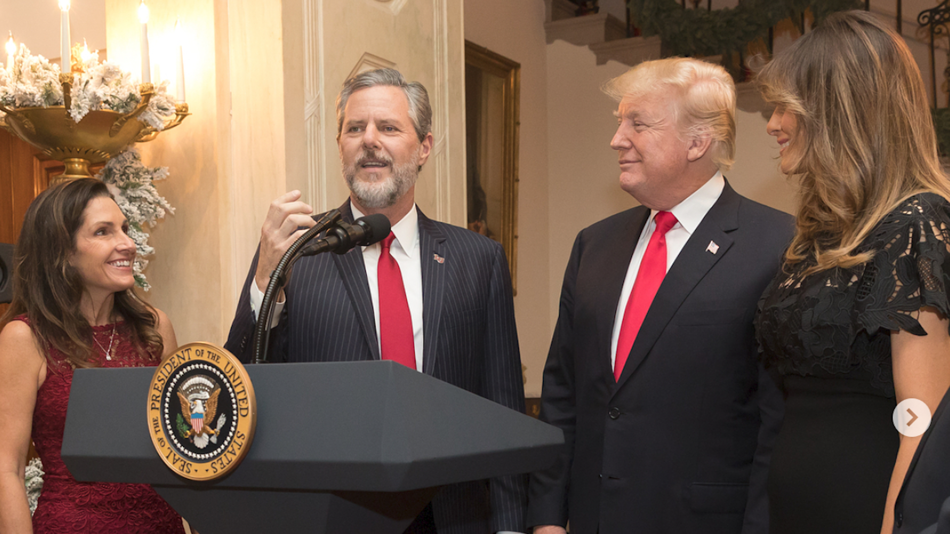 Here's What's Happening With All The Recent Jerry Falwell Jr. Scandals