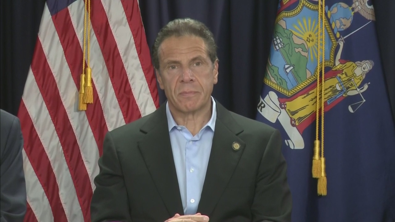 New York Gov. Andrew Cuomo Takes Executive Action To Ban Flavored E-Cigarettes