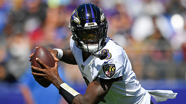 John Harbaugh downplays Marquise Brown's reported connection to Antonio Brown rape lawsuit