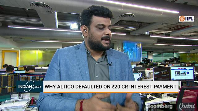 Why Altico Defaulted On Rupees 20 Crore Interest Payment