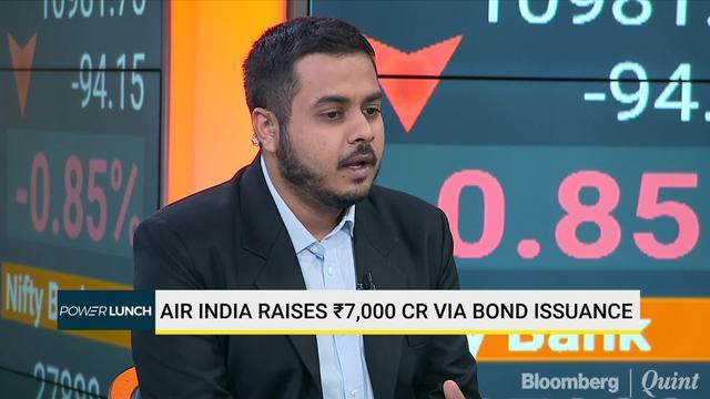 Air India Raises Rupees 7,000 Crore Via Bond Issuance