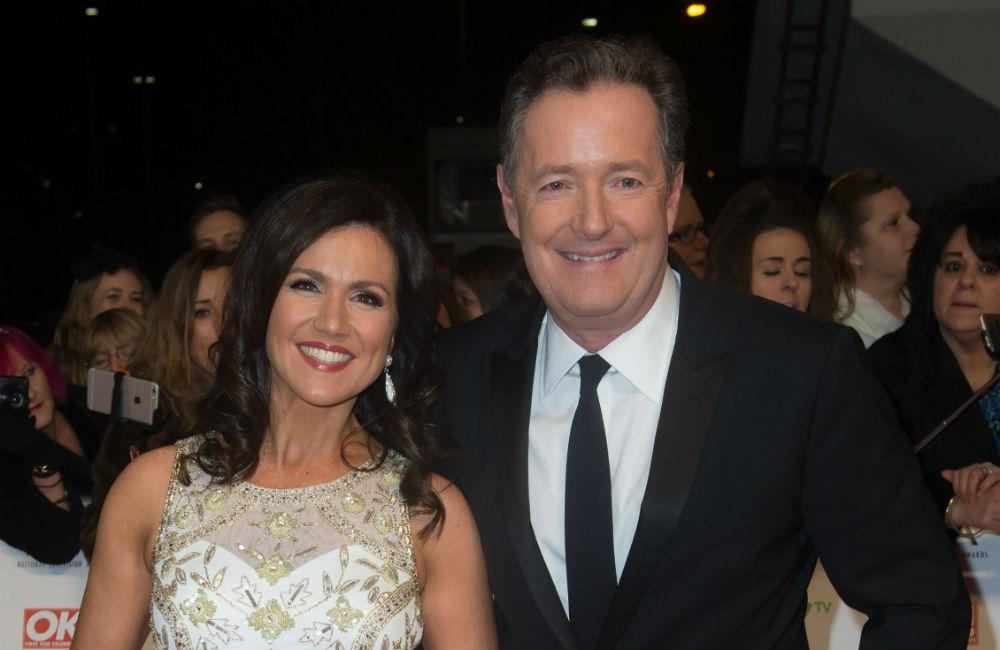 Susanna Reid Hits Back At Claims She's 'Complicit' In Piers Morgan's Controversial Views Being Aired