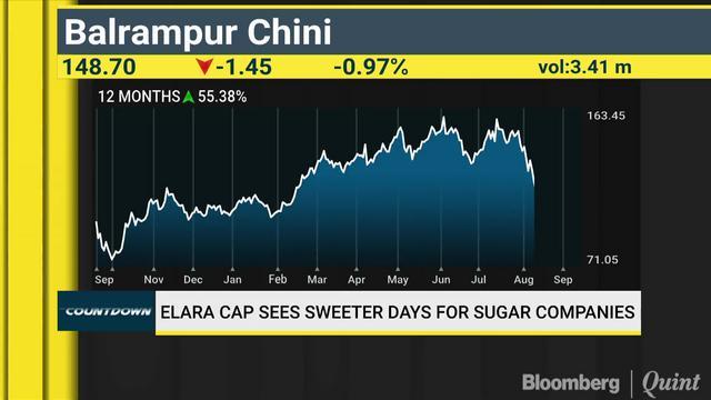 Elara Capital Expects 60% Upside In Three Sugar Stocks