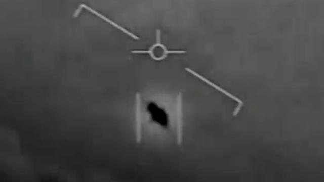 Navy Confirms: Those UFO Videos Are Real And Never Should've Been Released