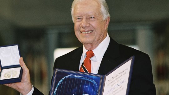 Jimmy Carter says 80 would have been too old to be president