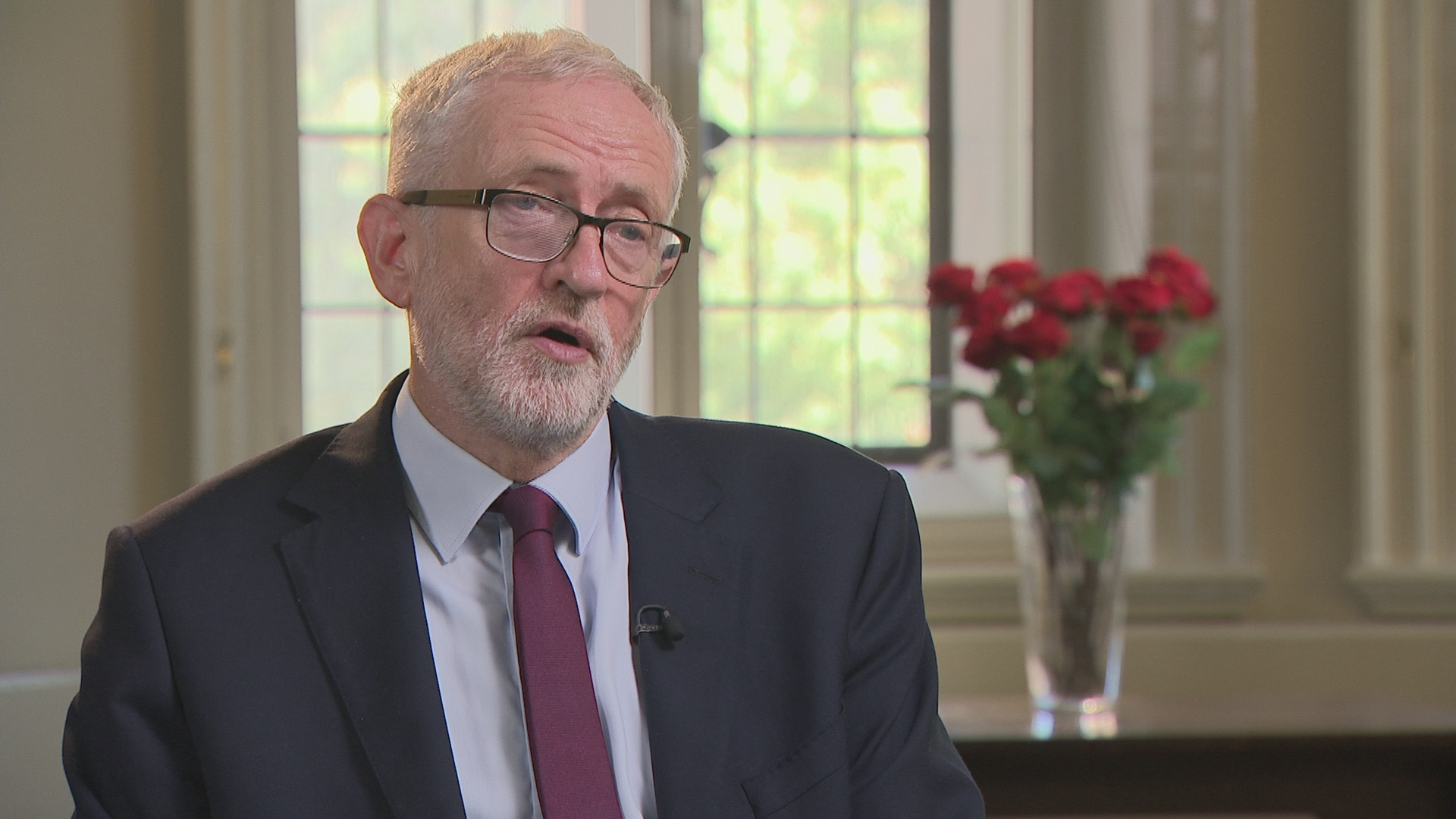 Jeremy Corbyn Says He Would Serve Full Term As Prime Minister