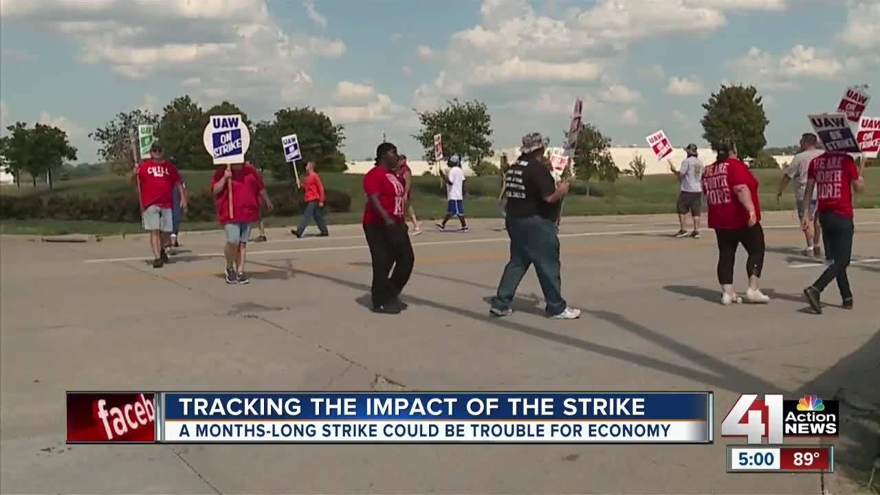 Striking Auto Workers Say GM's Health Insurance Cut Hurt Them