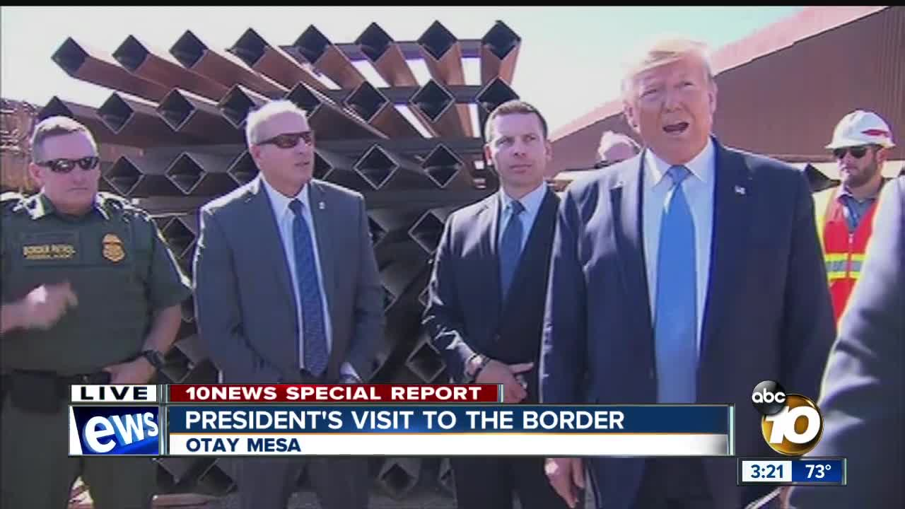 General Tells Donald Trump To Keep Quiet About 'Wired' Border Wall And Tweeters Go Loud