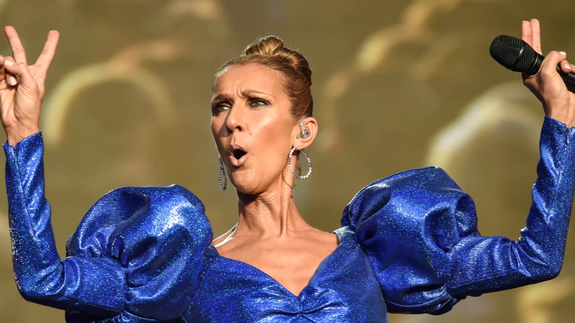 Céline Dion Just Wants To Be Hugged: 'I Miss What A Husband Would Do'