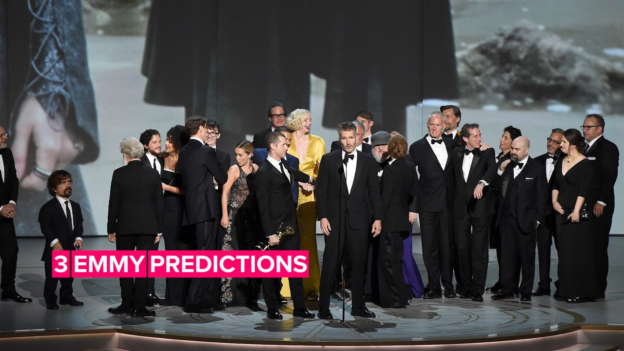 2019 Emmy Awards Winners: Here's The Complete List