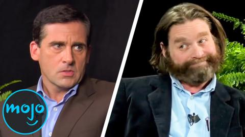 Zach Galifianakis Shares The Sweetest Story About Tina Fey At 'Saturday Night Live'