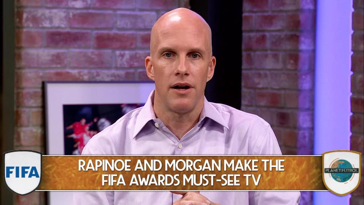 Megan Rapinoe And Alex Morgan Have Best Reaction To Surprise Trumpian Party