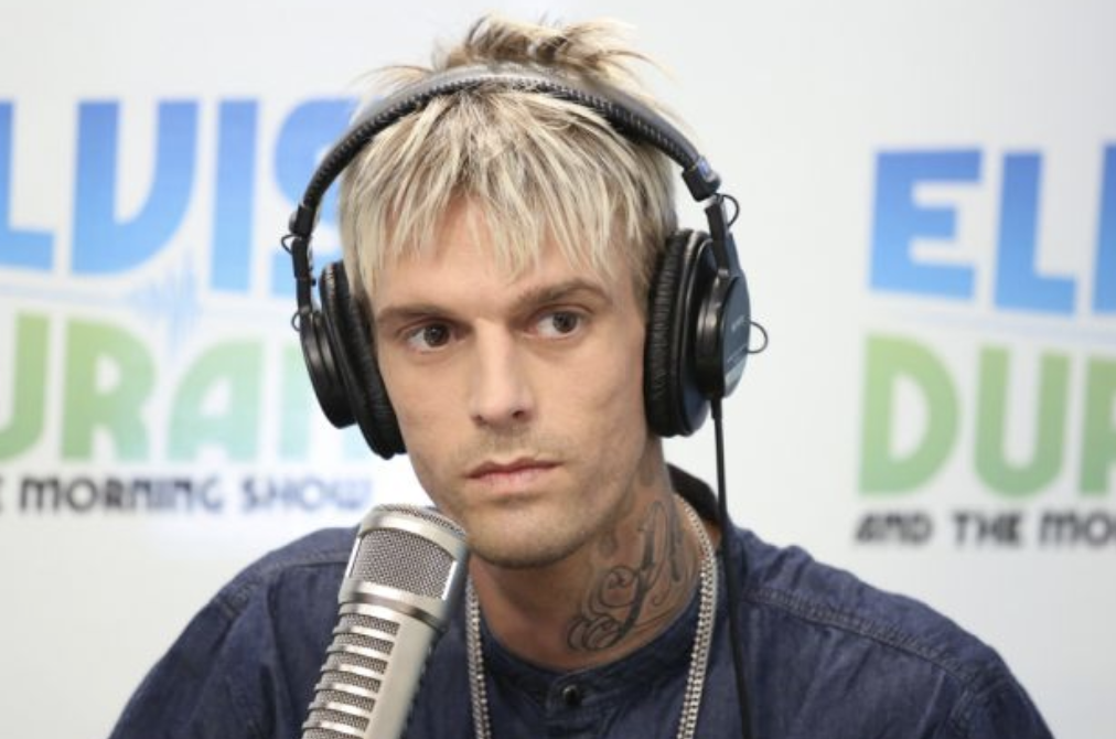 Aaron Carter Claims He's Moving To Canada In Series Of Tweets