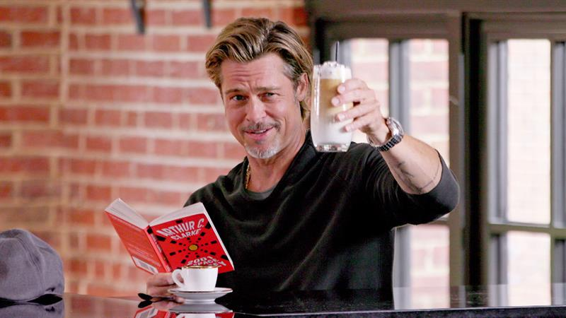 Brad Pitt, Jimmy Fallon One-Up Each Other At Restaurant. It Goes Haywire.